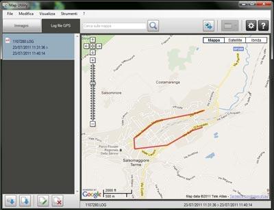 Canon PowerShot SX230 HS GPS Logger - Mr Paloma