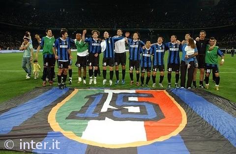 Inter Campione D'italia 2006-2007 - Mr Paloma
