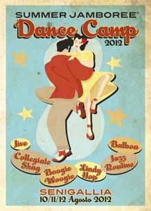 Summer Jamboree Dance Camp 2012