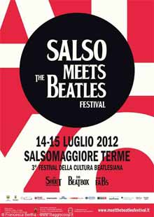 Salso Meets the Beatles Festival 14 15 Luglio 2012