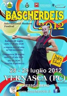 Bascherdeis Festival 28 e 29 luglio 2012 Vernasca