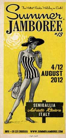 Summer Jamboree 2012 quattro grandi leggende del rock and roll
