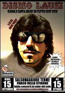 Dismo Lauzi a Salsomaggiore dal 15 Settembre 2012