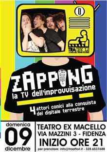 Fidenza 9 Dicembre 2012 TraAttori Ex Macello