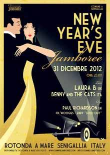 New Year s Eve Jamboree 31 dicembre 2012