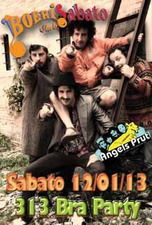 Boeri Sabato Piacenza 12 Gennaio 2013