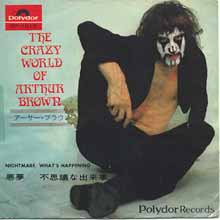 Arthur Brown Crazy World Festival Beat 2013