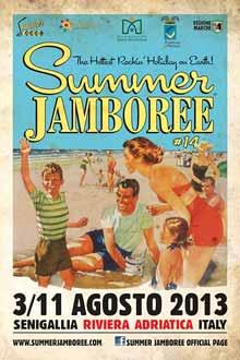 Summer Jamboree 2013 Senigallia