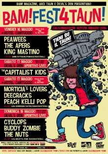 Bam Fest IV Salsomaggiore 16 17 18 maggio 2014