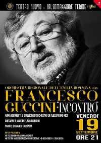 Salsomaggiore Terme Francesco Guccini 19 Settembre 2014
