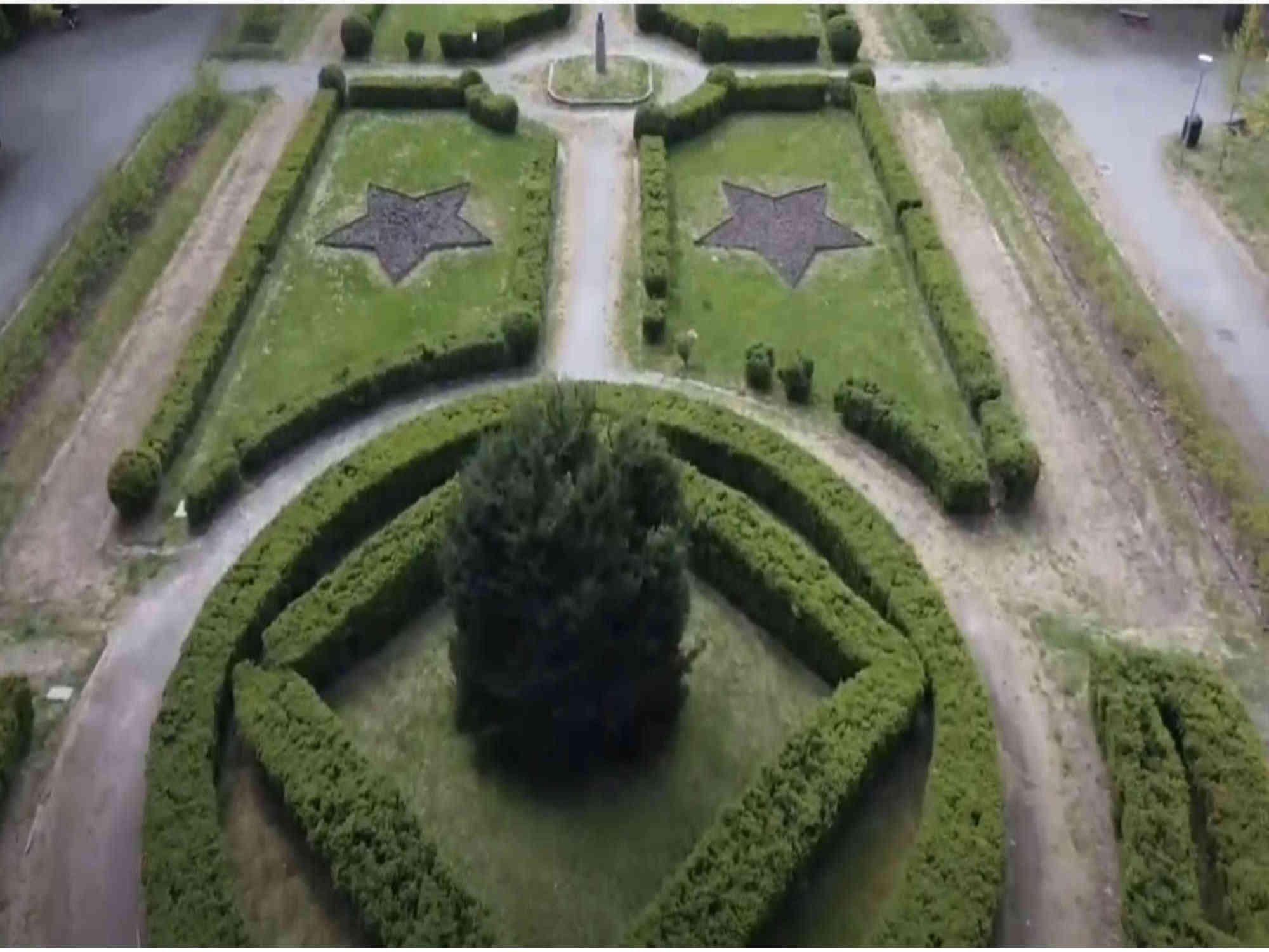 Salsomaggiore Terme Parco Giuseppe Mazzini Drone DJI 2 mini