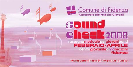 Sound Check 2008