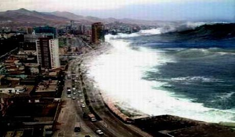 Venerdi 21-12-2012 ... Fine del mondo