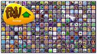 Giochi Flash in una unica pagina web