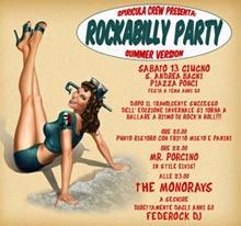 Rockabilly Party Summer Version 2009