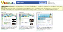 veesual...motore di ricerca visuale
