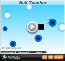 Ball Toucher gioco passatempo