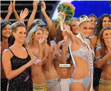 MISS ITALIA 2009 : MARIA PERRUSI