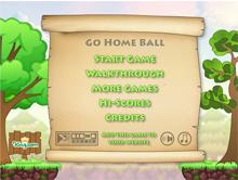 Gioco flash Go Home Ball