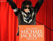 Michael Jackson biglietti per This Is It