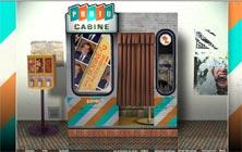 PhotoCabine ... la cabina per fototessere