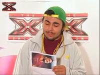 X Factor 2009 Parodia Spartaco McPowell