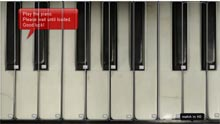 Come suonare il piano su YouTube