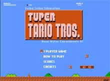 Tuper Tario Tros Gioco Flash