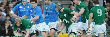 Rugby6 Nazioni 2010, male con l'Irlanda, pensiero all'Inghilterra