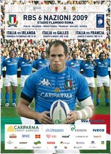 Rugby 6 Nazioni Italia Scozia