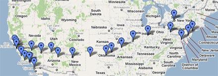 Google Maps Mappe Pubbliche