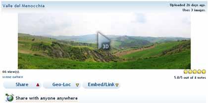 Online Panorama Maker dermandar.com