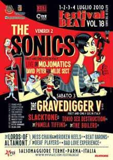 Festival Beat Salsomaggiore Venerdi 2010