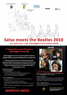Salsomaggiore Meets The Beatles