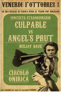 Onirica Parma 1 Ottobre CULPABLE vs ANGELS PRUT