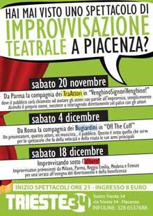 TraAttori improvvisazione a Piacenza Trieste34