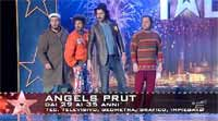 Angels Prut finale Italias Got Talent