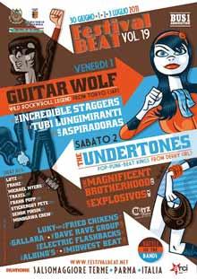 Festival Beat 2011 Programma