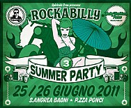 Rockabilly Summer Party 2011 Spiricula Crew
