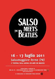 Salsomaggiore Meets The Beatles 2011