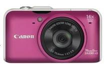 Canon PowerShot SX230 HS GPS Logger
