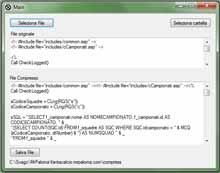 Compress file asp e html software free