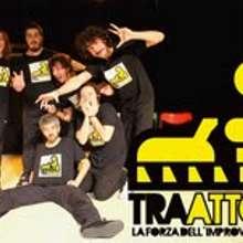 Improvvisazione TaAttori Piacenza 15 Ottobre 2011