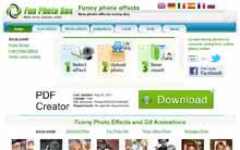 Fotomontaggi gratis con FunPhotoBox