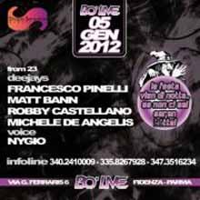 Bo Live Fidenza 05 Gennaio 2012