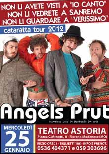 Angels Prut Fiorano Modenese Cataratta 2012 25 Gennaio
