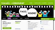 Videomaker tiscali contest cortometraggi comici