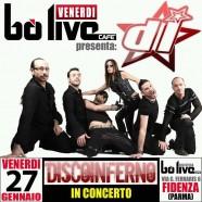 Bo Live Fidenza 27 Gennaio 2012 Disco Inferno