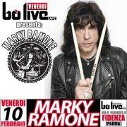 Bo Live Fidenza Marky Ramone 10 febbraio 2012