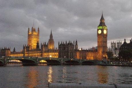 Londra - MrPaloma sempre piu vicini